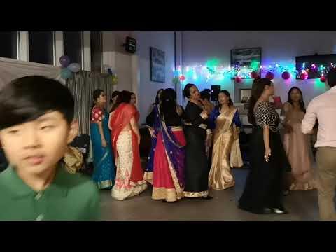 Mere Saiyyan Ji Se Aaj Maine Break-up Kar Liya |Dashain Party Ambrosden 2018|