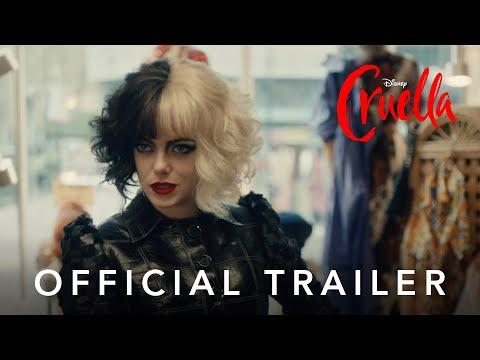 Disney's Cruella   Official Trailer 2