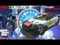 Free Money $2,165,000 GTA Online Casino Free Car Glitch Imorgon