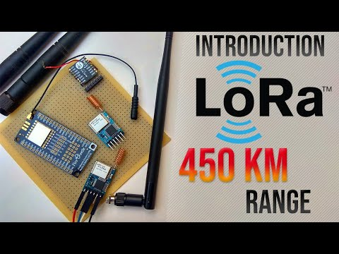 Lora tutorial | Getting started with lora | What is LoRa features | LoRa introduction | LoRaWAN