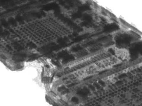 PCB x ray Inspection