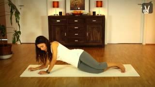 Pilates Übungen für einen knackigen Po - Fit in 5...