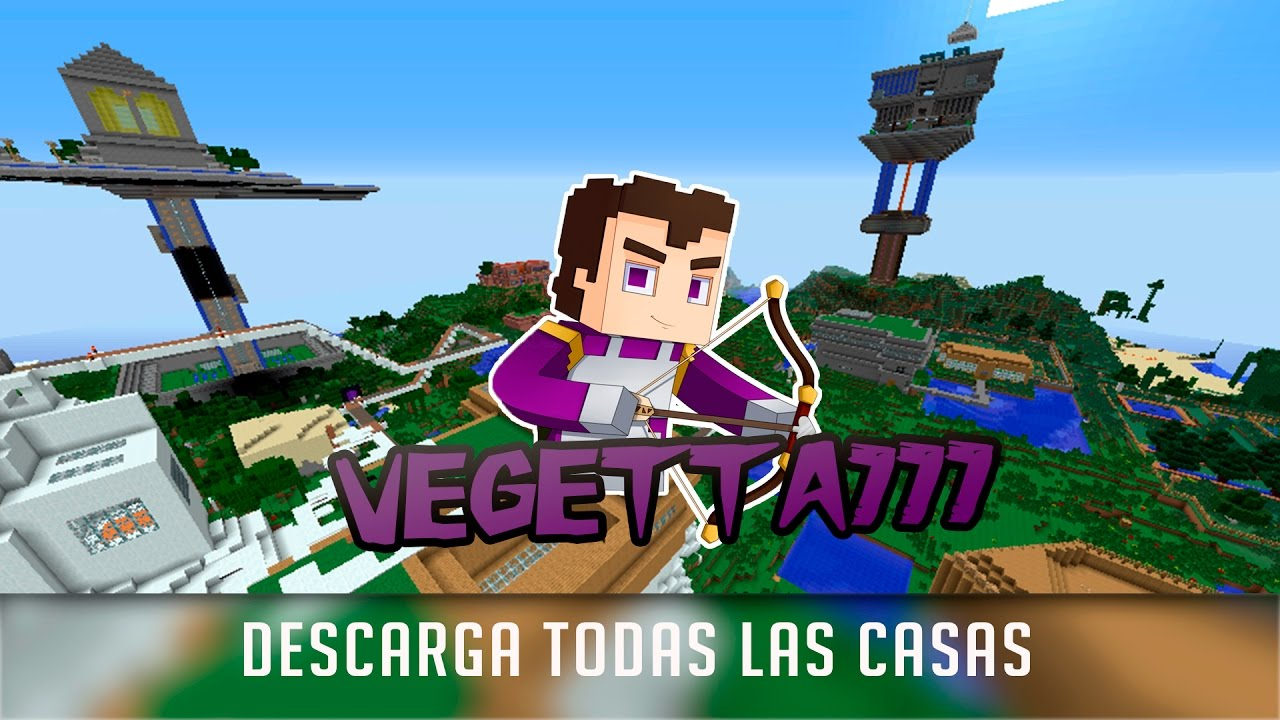 Descarga todas las casas de vegetta777 karmaland planeta for Todas las descargas
