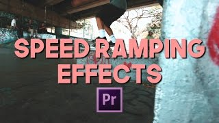 Time Remapping for Smooth Transitions (Premiere Pro CC 2017)