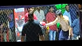 Pattas - Steel Cage Fight Scene Leaked | Dhanush and team celebrate after wrapping the shoot