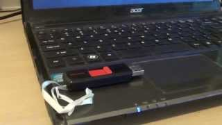 Acer Aspire 5755G: How to Boot From USB Flash Drive