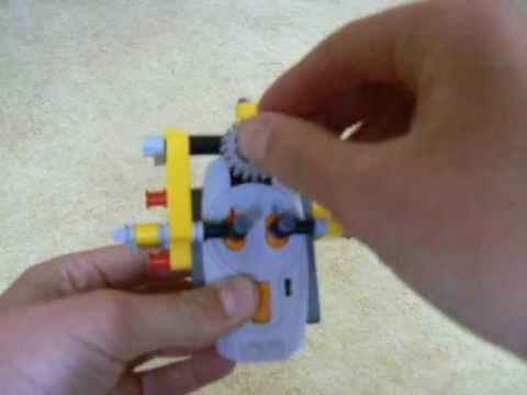 lego remote control instructions