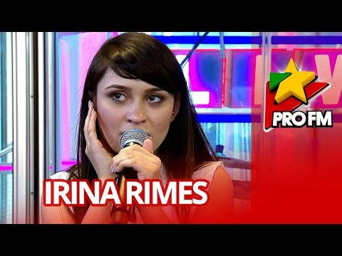 Irina Rimes - My Favourite Man | ProFM LIVE Session