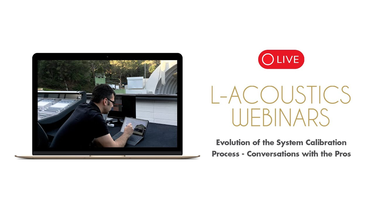 Evolution of the System Calibration Process  - Conversations with the Pros