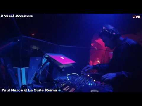 Paul Nazca en dj set @ La Suite Reims