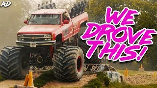 Team Sonic Racing's MONSTER Off-Road Challenge! #AD