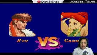 HADOUKEM SUPER STREET FIGHTER 2  - SUPER NINTENDO