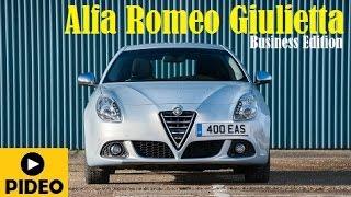 Alfa Romeo Giulietta Business Edition 2015 Videos