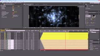 AfterEffects 文字が崩れるチュートリアル.mp4 thumbnail