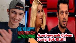 Azeri Çoban O Ses Türkiyeyi Sesiyle Şok Etti