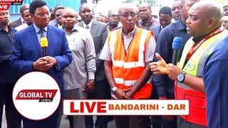 🔴#LIVE: WAZIRI MKUU ASHTUKIZA BANDARINI Kujua CHANZO CHA MSONGAMANIO wa   MALORI, TASAC WATAFUTWA!