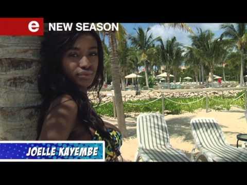 Tropika Island of Treasure 4  Ajive Suknandan: Joelle Kayembe