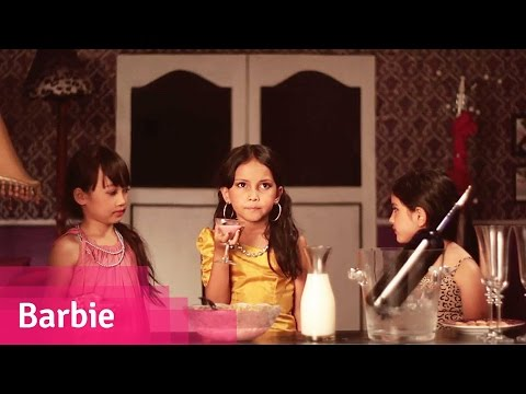 Barbie - These Young Girls' Innocent Playtime Isn't Innocent At All // Viddsee.com