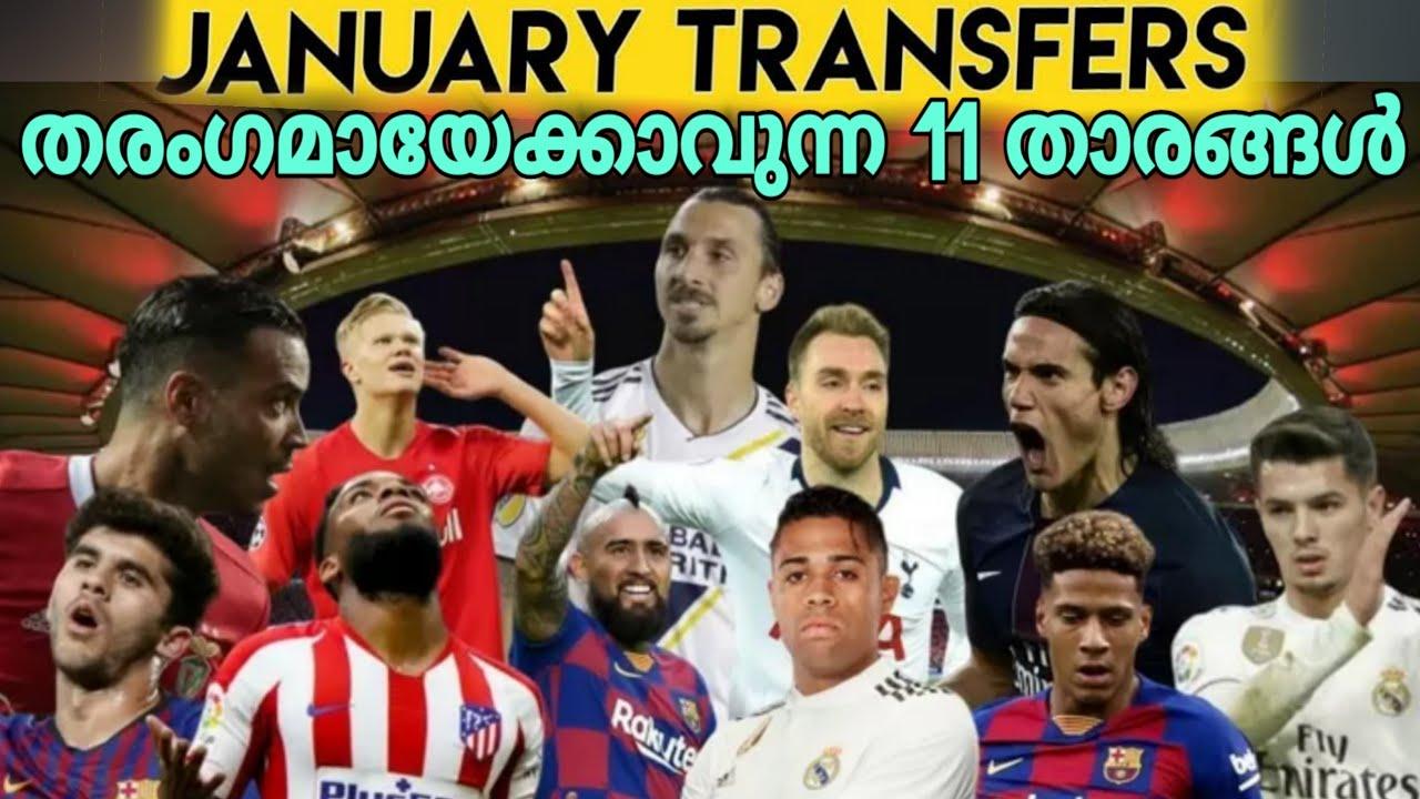 January Transfer Market