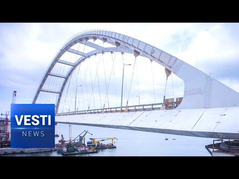 Crimean Bridge is