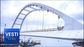 Crimean Bridge is Fake! Ukrainian News Claims That Russian Propaganda Spans the Kerch Strait!