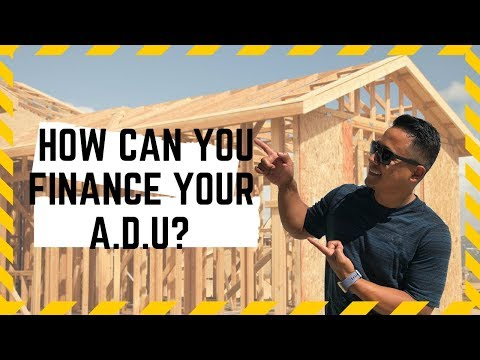 Financing Your Accessory Dwelling Unit (ADU) | Full Video