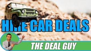 ? BEST CAR RENTAL Savings For 2016 ◄ Don