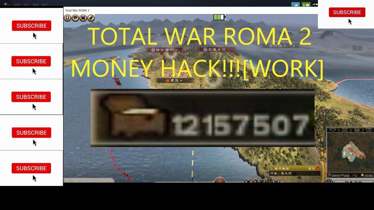 rome total war 2 cheats geld