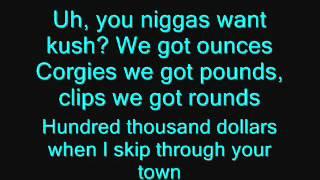 Wiz Khalifa - Far From Coach ft. The Game & Stat Quo + Lyrics ( On Screen) Mp3