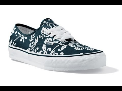 Shoe Review: Vans Surf x Duke Kahanamoku 'Navy/True White' Authentic (2007 Release)