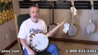 "Comparison of Deering ""Goodime II"" and ""Goodtime II Special"" 5-String Banjos by JDMC"