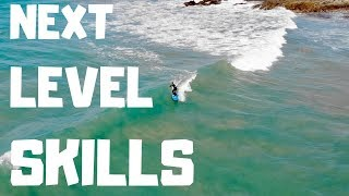 Gambar cover How Beginner Surfers Get To An INTERMEDIATE LEVEL