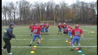 Cone Drills For Youth Football Team