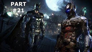 Batman Arkham Knight Part 21 Crates on Stagg Airship & More