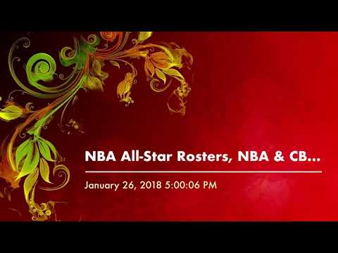 Ultimate Sports Blog Podcast: NBA All-Star rosters, NBA&CBB recap/picks, Brewers moves, MSU mess