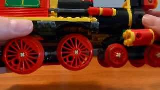 Lego Toy Story Western Train Chase Review Set #7597