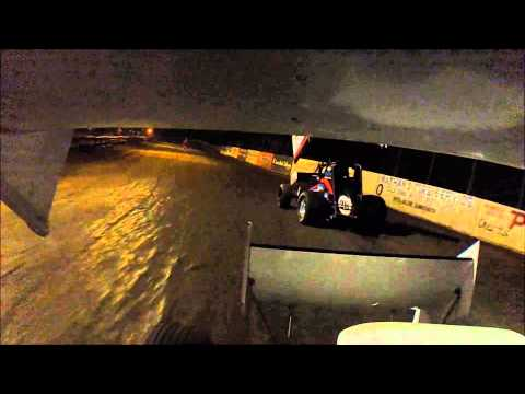 Double X Speedway Tyler Blank Feature 7-5-13