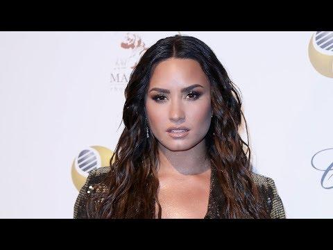 Demi Lovato Reveals WHO