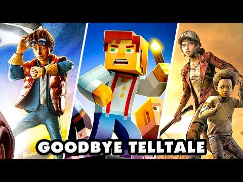 Goodbye Telltale - The Best of Telltale Games