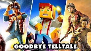 Goodbye Telltale - The Best of Telltale Games