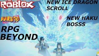 [054] HAKU UPDATE LOCATION + NEW BOSS ?!|ROBLOX NRPG- Beyond |