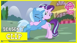 Скачать Starlight And Trixie S Friendship Lesson All Bottled Up MLP FiM HD
