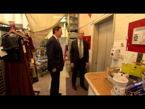 Web exclusive  Backstage at the Metropolitan Opera