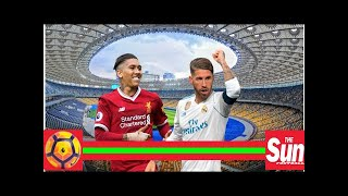 Real Madrid release clip of Sergio Ramos and Co's battle plan to stop Liverpool during Champions Le
