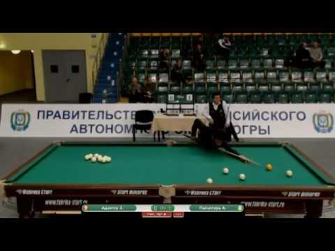Ильяс Адамов - Паламарь Александр | Динамичная Пирамида