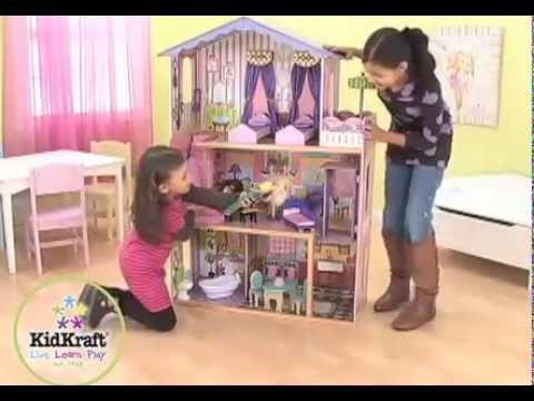 65082 Kidkraft My Dream Mansion Dollhouse