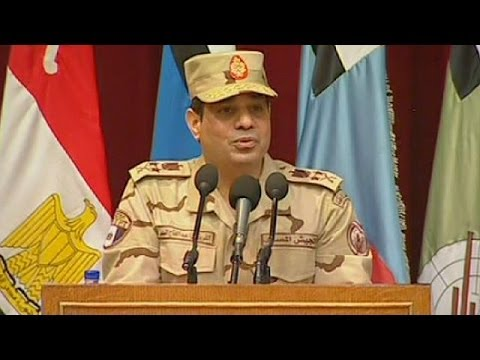 Egyptians urged to vote in Tuesday's military-backed constitutional referendum