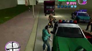 GTA Vice City The Movie part 2. - The Ultimate search of the Perfect Jumps
