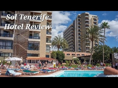 Sol tenerife hotel review playa las americas tenerife youtube - Hotel sol puerto playa tenerife ...