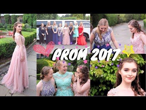 PROM VLOG 2017 | Dress, Hair, Experience...